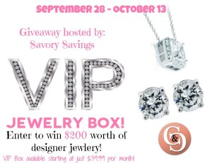 Cate and Chloe VIP Jewelry Giveaway