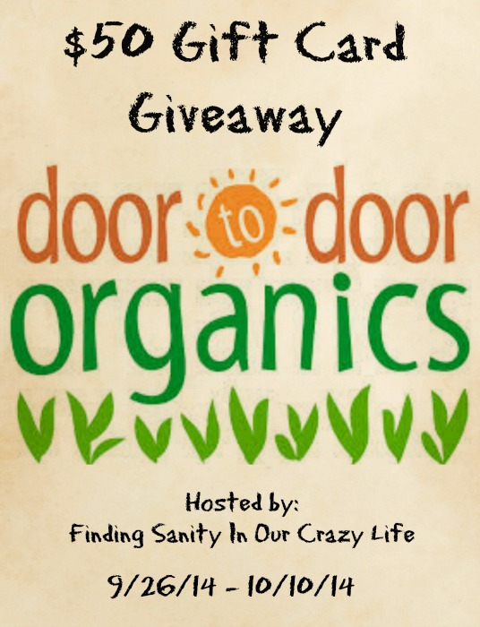 Door to Door Organics Graphic