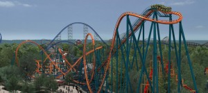 New Floorless Roller Coaster at Cedar Point 2015