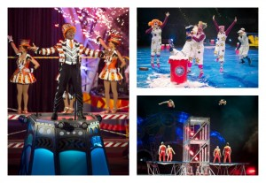 Ringling Brothers Presents Built To Amaze Giveaway