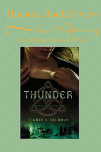 Thunder by Bonnie Calhoun Review and Giveaway