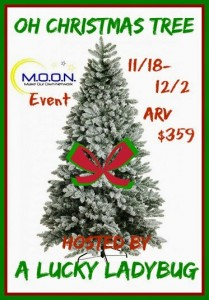 Oh Christmas Tree Giveaway