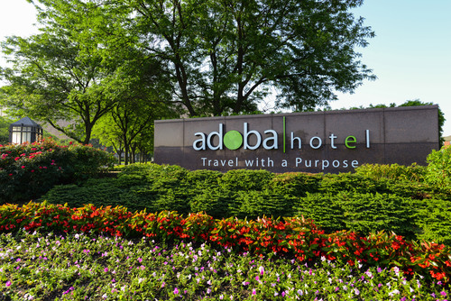 EcoTravel with adoba hotel
