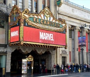 Marvel Studios Unveils Phase 3 of Marvel Cinematic Universe!!