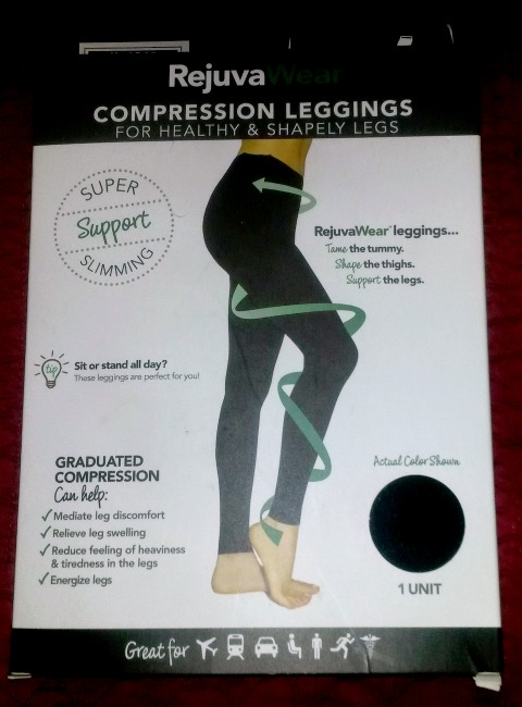 83d047b5d8 They are bringing a new face to the world of compression. See the full  review of the RejuvaWear Compression Leggings.