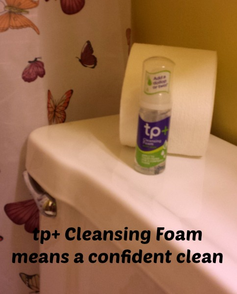 tp+ Cleansing Foam 2