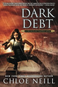 Dark Debt by Chloe Neill Blog Tour + A Giveaway!