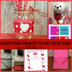 Kid's Valentine's Day Crafts