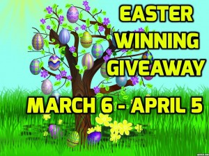 Easter Winning Giveaway