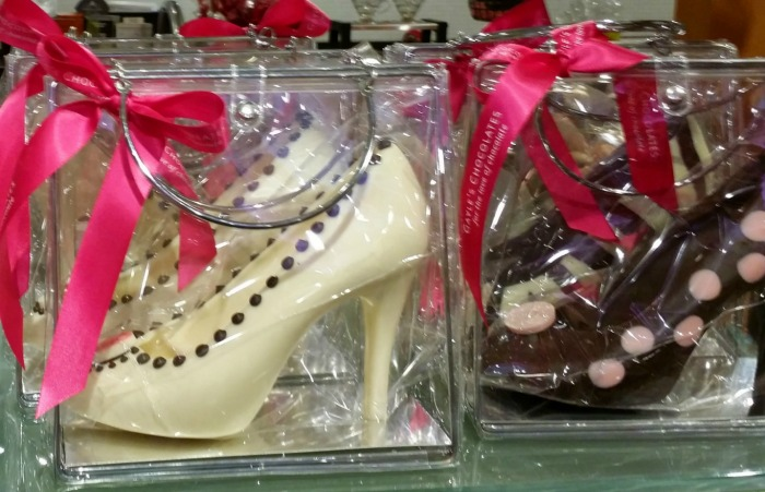 gayles chocolates shoes