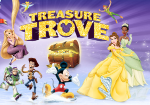 Disney on Ice Treasure Trove Review