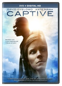 Captive Movie Review and DVD Giveaway