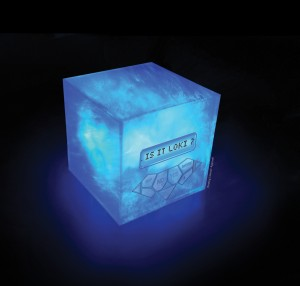 Help Create Marvel Avengers Tesseract 20Q