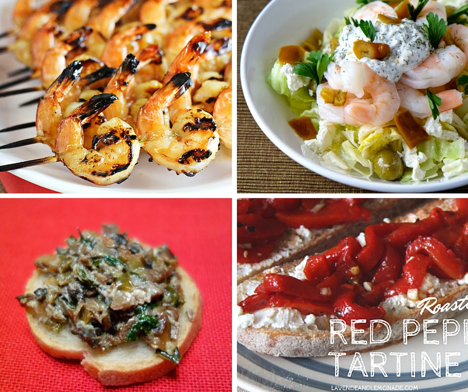 Valentine's Day Recipes Appetizers