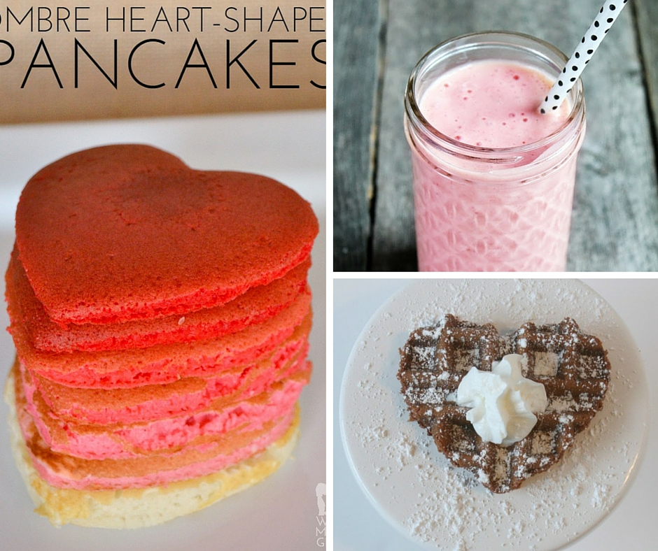 Valentine's Day Recipes Breakfast