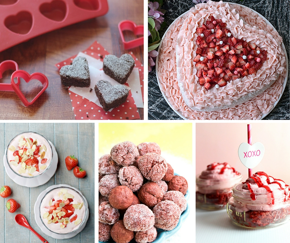 Valentine's Day Recipes Desserts