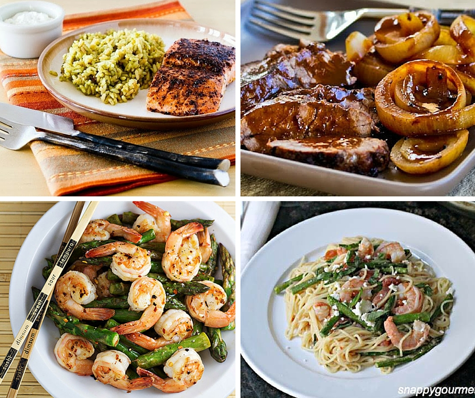 Valentine's Day Recipes Main Dishes