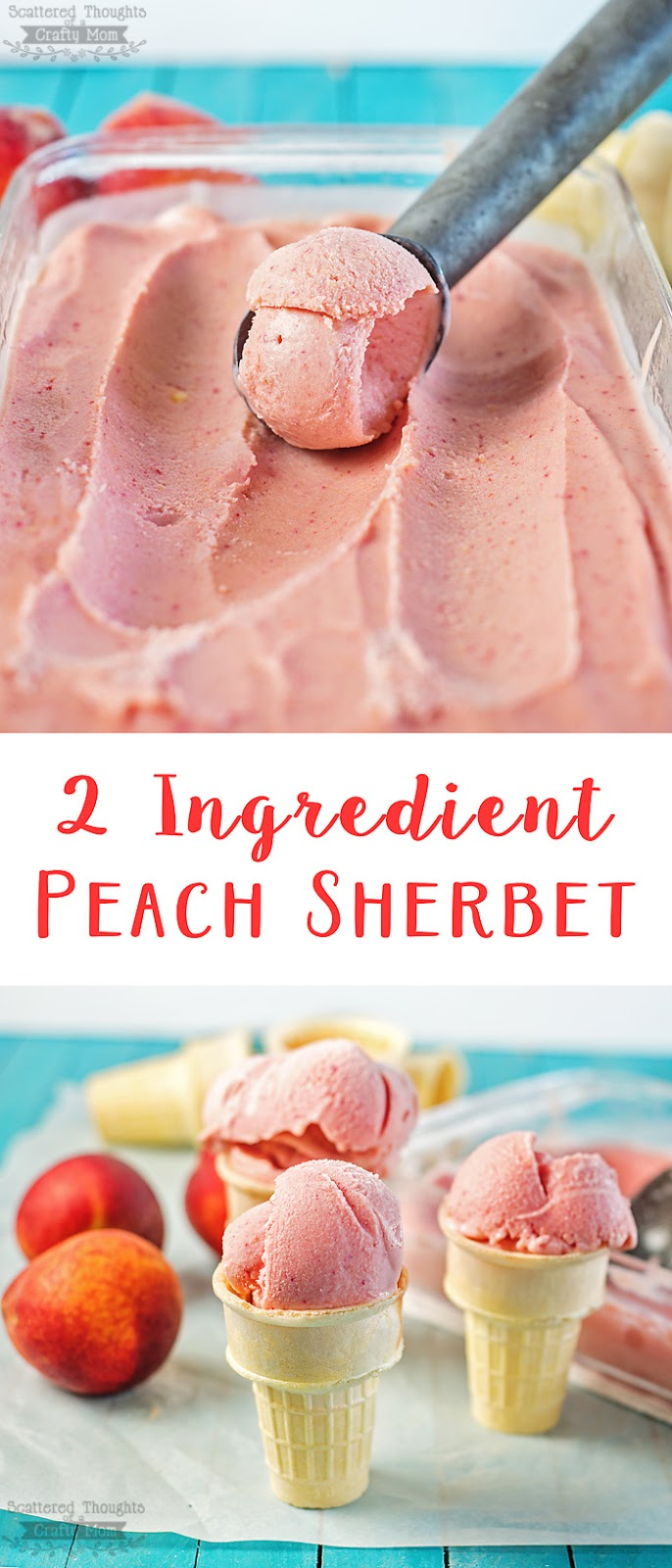 2-ingredient-peach-sherbet