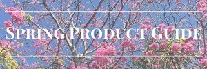 2016 Spring Product Guide