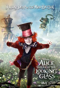The Mad Hatter Surprise #ThroughTheLookingGlass