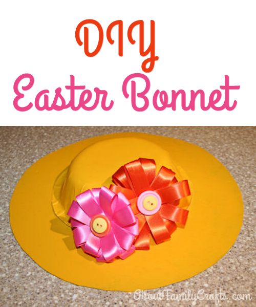 DIY-Easter-Bonnet