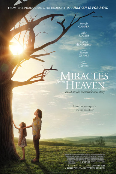Miracles in Heaven Movie Review