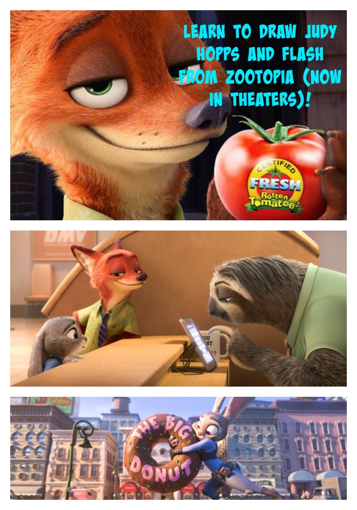 Zootopia now in theaters