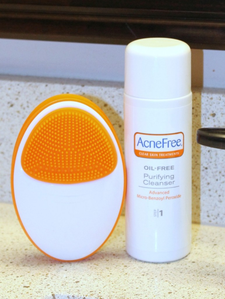 AcneFree Sonic Cleaning Duo
