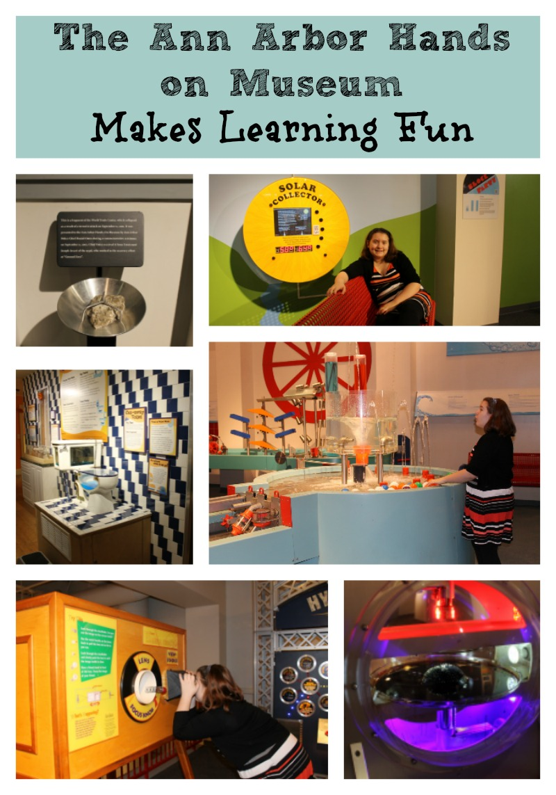 Ann Arbor Hands on Museum makes Learning Fun