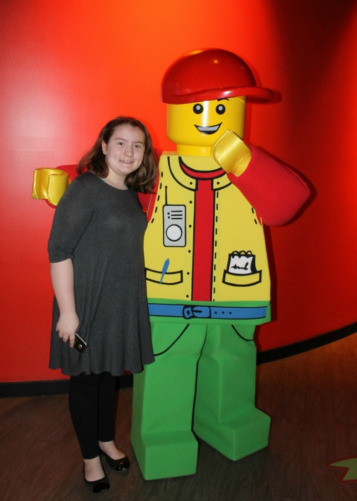 Brick Photo at LEGOLAND Discovery Center