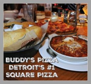 Michigan Dining Adventures to Buddy's Pizza