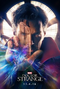 New Teaser Trailer for Marvel's DOCTOR STRANGE