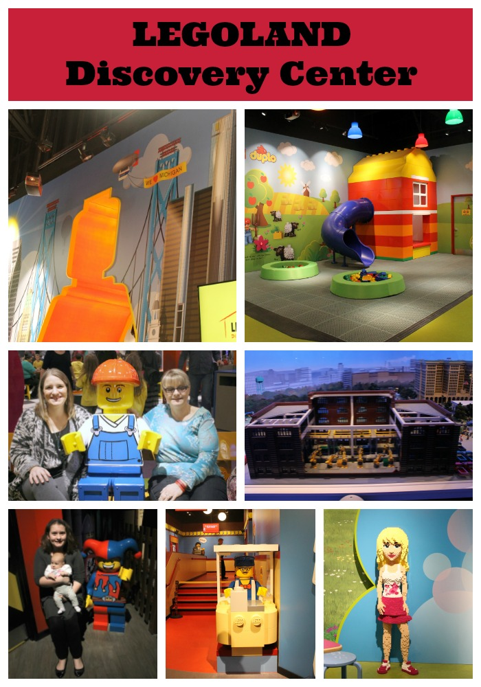 Fun at LEGOLAND Discovery Center