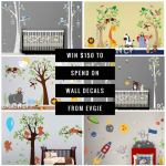 April Evgie Wall Decals Giveaway