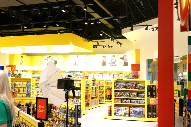 LEGOLAND Discovery Center Shop