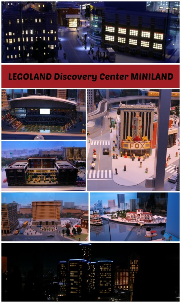 MINILAND at LEGOLAND Discovery Center