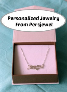 Personalized Jewelry From Persjewel