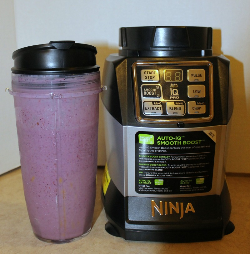 Pro Compact System Nutri Ninja System with Auto-iQ