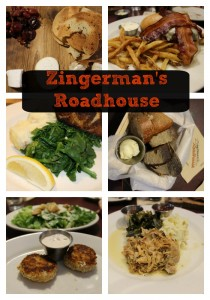 Michigan Dining Adventures to Zingerman's Roadhouse