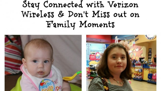 Stay Connected With Verizon Wireless