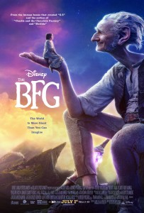 New Movie Poster and Trailer for THE BFG