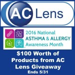 National Asthma & Allergy Awareness Month Giveaway