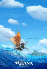 New Teaser Trailer & Poster for MOANA Coming to Theaters Nov. 23rd