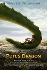 Disney's PETE'S DRAGON Movie Review in Theaters 8/12 #PetesDragonEvent