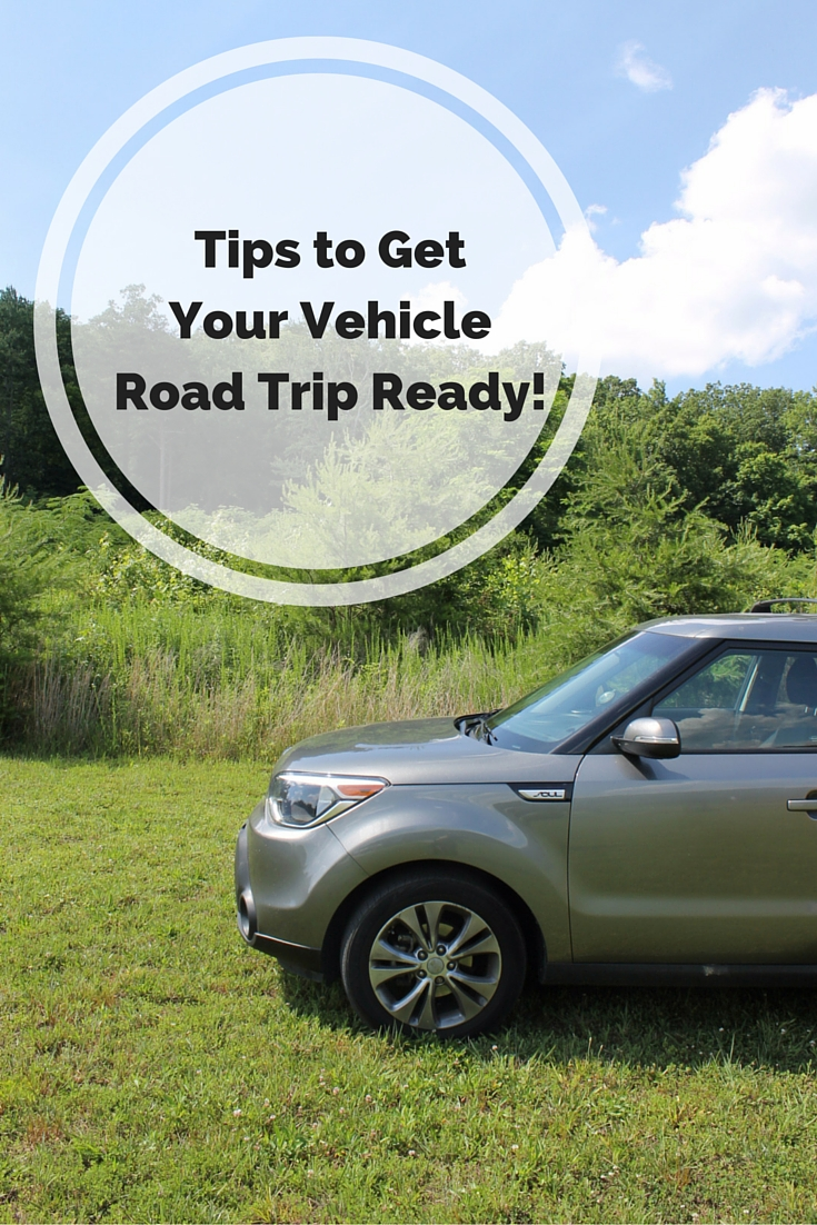 Tips to Get Your VehicleRoad Trip Ready!
