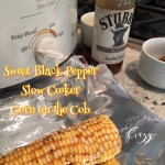 Sweet Black Pepper Corn on the Cob – 12 Days of BBQ Ideas