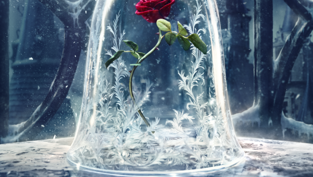 Beauty and the Beast Teaser Movie Poster