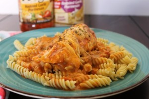Easy Slow Cooker Italian Chicken