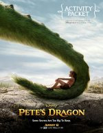 Pete's Dragon Educational Activity Pack and Movie Clips