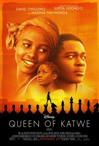 Queen of Katwe New Movie Poster